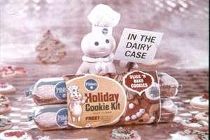 Pillsbury Doughboy Picture 4x6 Dairy Case Dough boy
