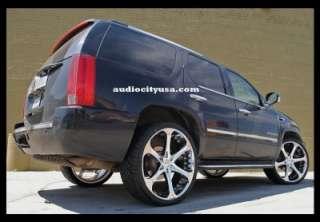 26 inch Giovanna Dalar6V Wheels Rims Chevy Tahoe Yukon Silverado Rim