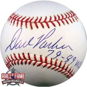 Dave Parker Autographed/Hand Signed Rawlings MLB Baseball
