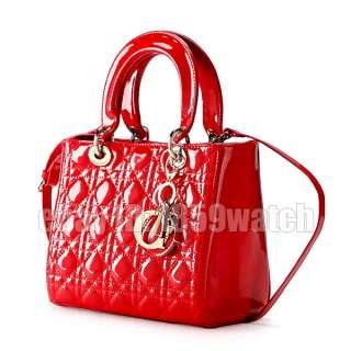 High quality genuine leather DaiFei handbag womens tote shoulder bag