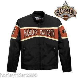 Harley Davidson® Motor Nylon Jacket 98243 10VM