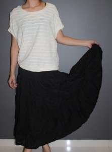 Garcons comme le fashion Tiered Flared maxi des skirt B
