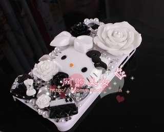 Hello Kitty Flatback Scrapbooking / DIY Phone Case Deco Den Kit