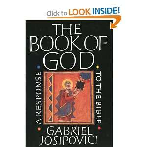 com The Book of God A Response to the Bible (9780300043204) Gabriel