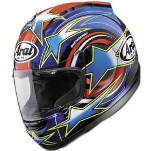 Arai Corsair V Graphic Edwards Replica Full Face Motorcycle Helmet X