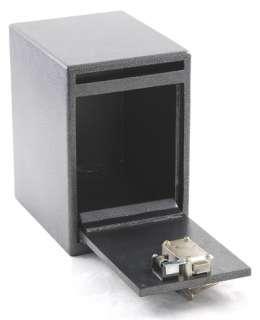 PROTEX Depository Drop Box Safe Dual Key Lock TC 03K