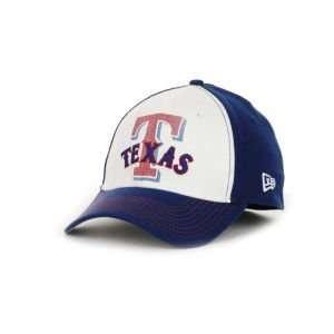Texas Rangers New Era MLB Straight Change Cap Sports