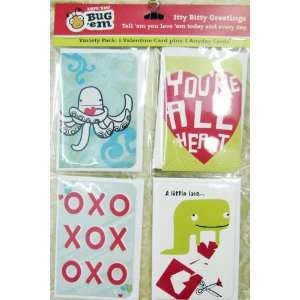 VKC1057 Itty Bitty Greeting Cards Assortment