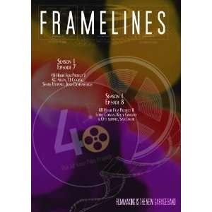 Framelines Disc 04: Dino Tripodis, Peter John Ross: Movies & TV
