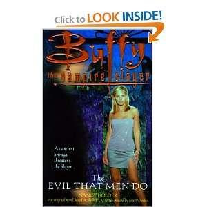 Evil That Men Do (Buffy the Vampire Slayer (Pocket