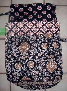 VERA BRADLEY Ditty Bag   Choose Retired Patterns   NEW