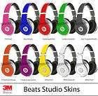 BEATS BY DR. DRE STUDIO CANDY PEARL SKIN Wrap Decal Vinyl 3M Monster