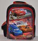 Hot Wheels backpack school bag 16 Large Cars Disney