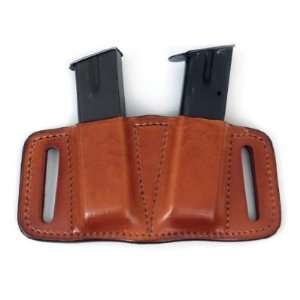 Front Line CZ 75 Dual Double Full Grain Leather Magazine