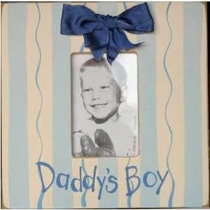 Rr   DaddyS Boy Picture Frame: Baby