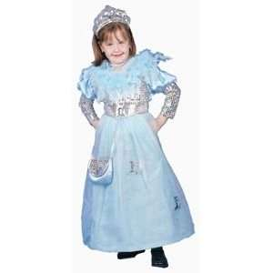 Notes Deluxe Dress Child Costume Dress Up Set Size 4 6 Toys & Games