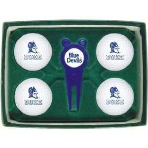 Duke University Blue Devils NCAA Golf Ball & Divot Gift