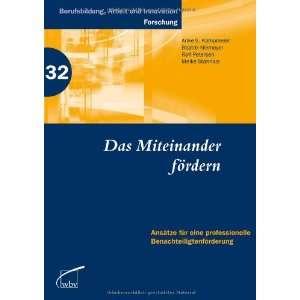 Das Miteinander f+a ¦rdern (9783763934034): Meike
