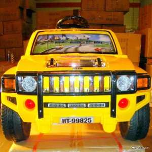 KT Ride on Hummer Power Electric Radio Remote Control with