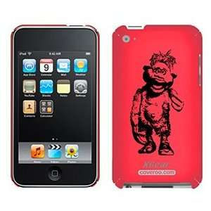 Peanut by Jeff Dunham on iPod Touch 4G XGear Shell Case