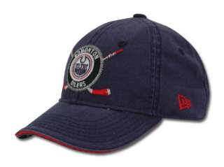 Edmonton Oilers League Ace NHL Hat Cap New Era Child