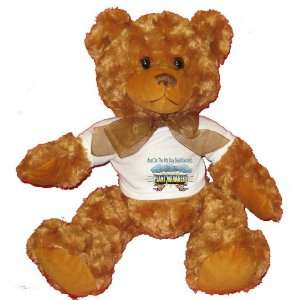 And On The 8th Day God Created PLANT MANAGERS Plush Teddy