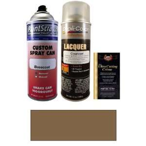 12.5 Oz. Dark Sable Metallic Spray Can Paint Kit for 1987 Mercury All