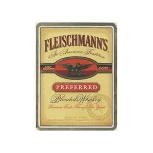 Fleischmanns Preferred Blended Whiskey Grocery & Gourmet