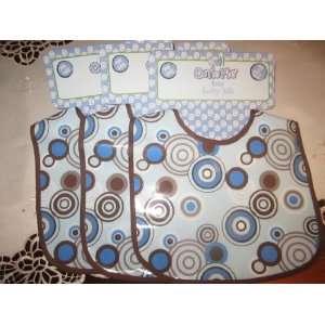 Cutie Pie Baby Bib (Pvc Free)(blue) Baby