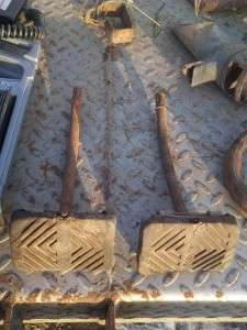 1930s 1938 38 chevy vintage clutch brake pedals **body parts**