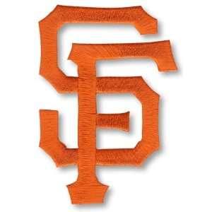 San Francisco Giants SF Script Logo Patch Sports