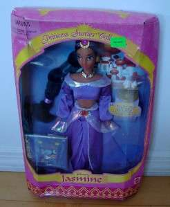 Princess Stories Disney Barbie~Cinderella~Snow White~