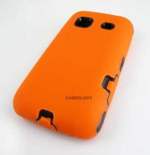 ORANGE IMPACT HARD COVER CASE SAMSUNG GALAXY PREVAIL