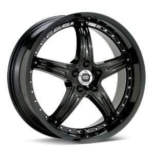 20x8.5 Enkei LS 5 (Black) Wheels/Rims 5x120 (437 285
