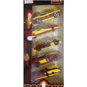 Marvel Iron Man Die Cast Collection Toys & Games
