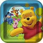 WINNIE the POOH & Friends Birthday Party DINNER Paper P