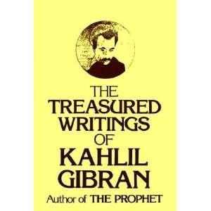 of Kahlil Gibran [TREASURED WRITINGS OF KAHL]:  Books