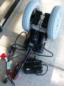 mph electric wheelchair heavy duty 4 pole motors 6 5 mph tires