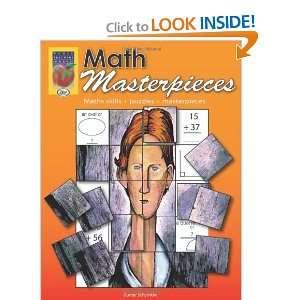 Math Masterpieces, Grades 3 5 [Paperback] Gunter Schymkiw Books