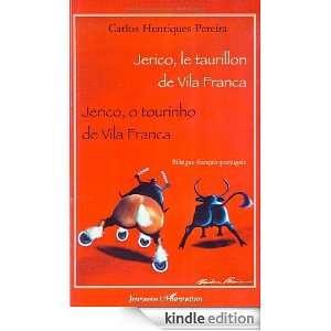 , le taurillon de Vila Franca  Edition bilingue français portugais
