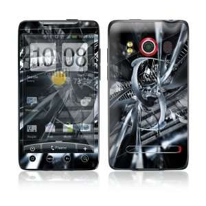 DNA Tech Protective Skin Cover Decal Sticker for HTC Evo
