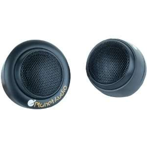 PLANET AUDIO P30TW 1 SOFT SILK DOME SWIVEL TWEETERS