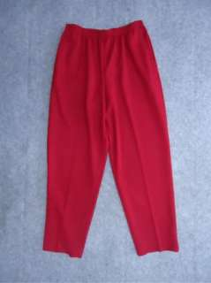 NWT ALFRED DUNNER Womens Pants Size 8 10 12 14 16 18