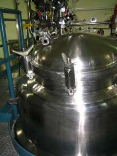 Gallon Stainless Steel Mix Vessel Tank Braun Fermenting in NJ