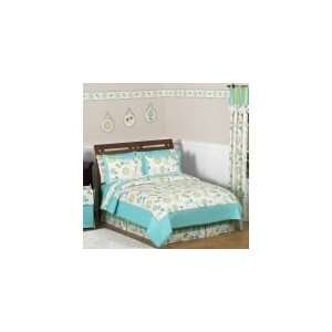 Layla 4 Piece Twin Comforter Set   Girls Bedding: Home