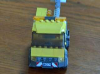 Lego 3179 City Town Lighting Repair Truck Set with Instructions and