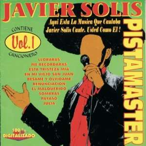 Pistamaster, Vol. 1 Javier Solis Music