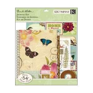 New   Flora & Fauna Field Journal Kit by K&Company Arts