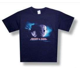 FRIDAY,THE 13TH FREDDIE VS JASON T SHIRT NEW NWT