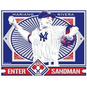 New York Yankees Mariano Rivera Limited Edition Screen